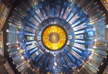 An image of the LHC. Jumpstory.