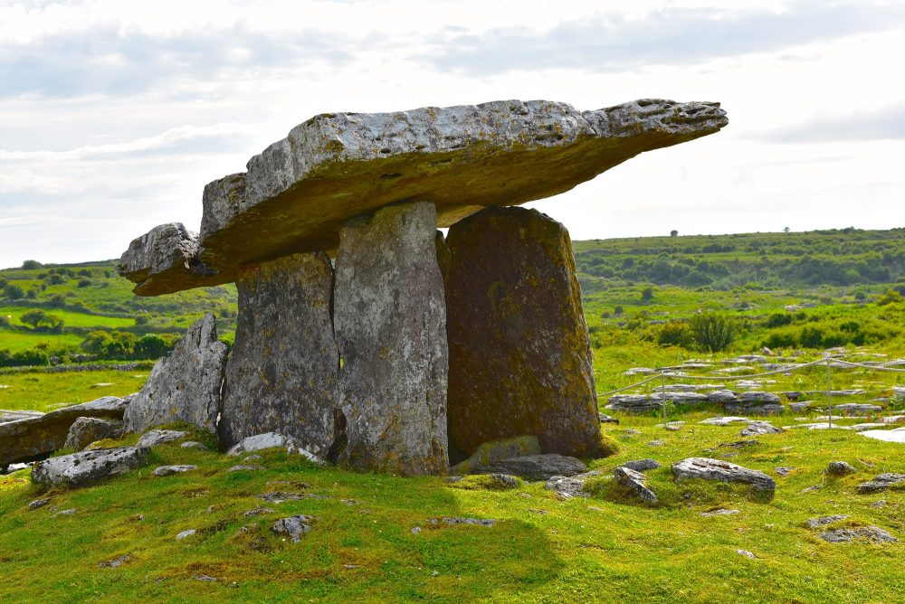 An image of a megalith. Jumpstory.
