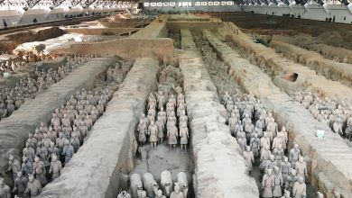Photo of 17 Mind-boggling Facts About Emperor Qin Shihuang's Terracotta Army