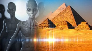 Photo of 10 Reasons Why People Still Think The Pyramids Were Built by Aliens