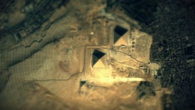 Photo of 10 Jaw-Dropping Satellite Images of the Ancient Egyptian Pyramids You've Probably Never Seen