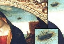 Photo of Hidden Message? Do these 15th Century Paintings Show Evidence of UFOs?