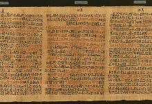 Photo of Ancient Egypt's Most Important Medical Papyri: What is the Ebers Papyrus?