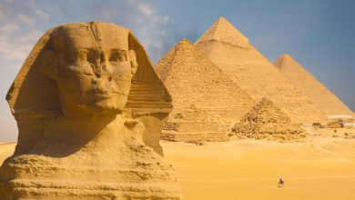 Photo of Unsolved Mystery: Egypt's Sphinx May Have Had a Different Face In Olden Days