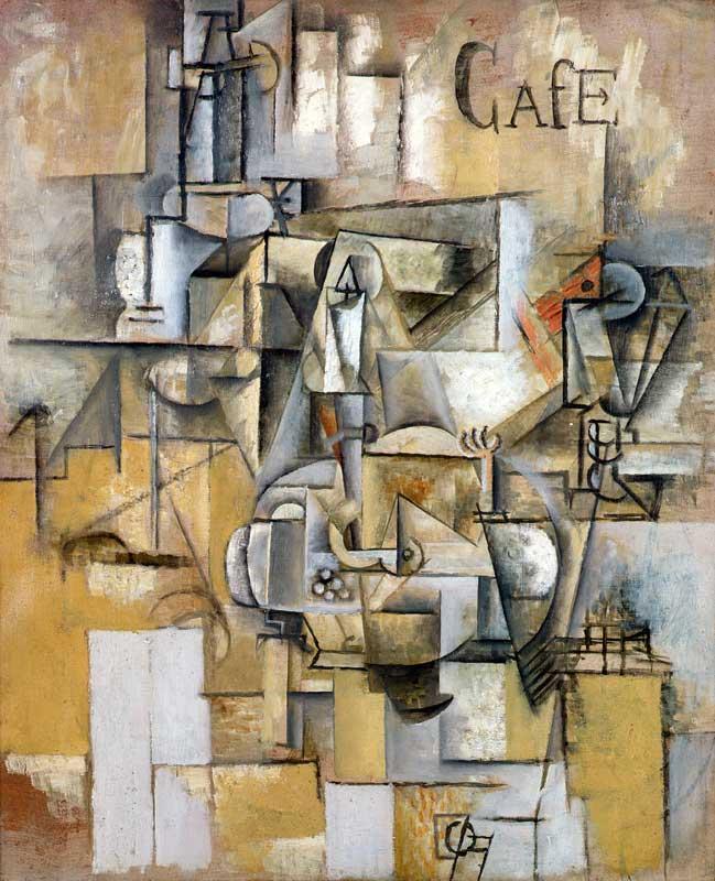 """""""Le pigeon aux petits pois"""" by Pablo Picasso."""