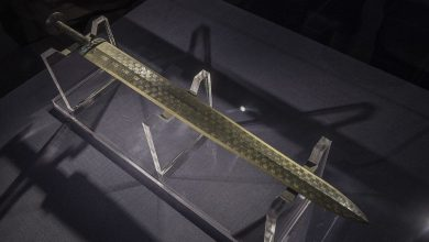 Sword of Goujian.