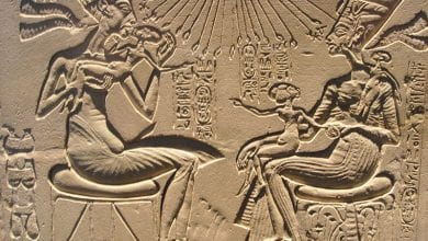 Photo of The Story Behind the Curious Sun Disk Worshipped in Ancient Egypt