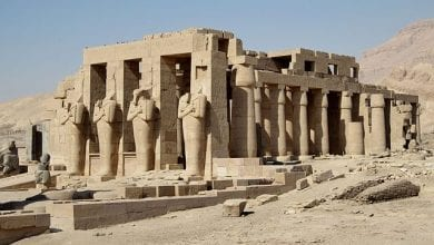 Photo of 10 Things You Should Know About Ancient Egypt's Ramesseum
