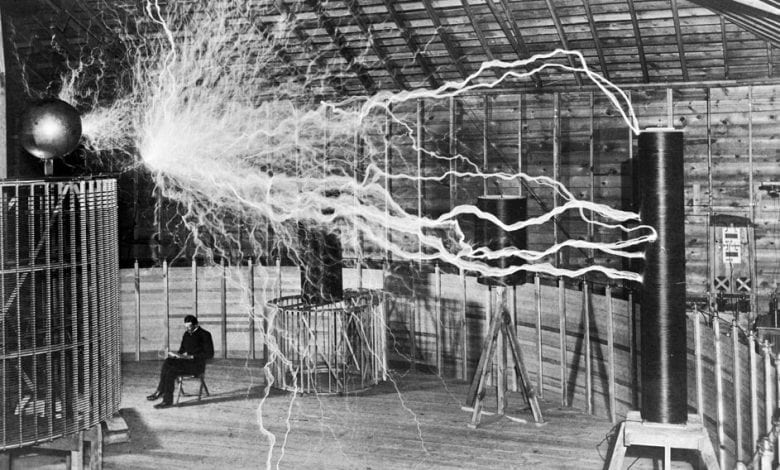 Nikola Tesla, one of the greatost inventors in human history.