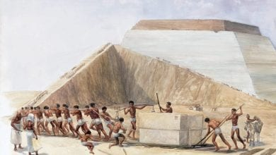 "Photo of Unwritten Mystery: Did Ancient Egyptians Really Use ""Ramps"" to Build the Pyramids?"