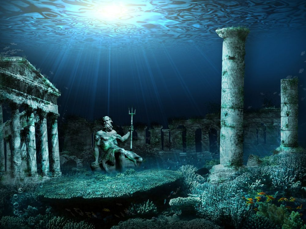 The seas have held some of history's most important ancient locations. Read below to see some that we have found.
