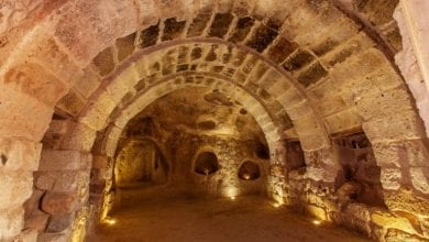 Photo of 10 Things You Should Know About The Underground City of Derinkuyu