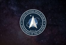 The Controversial Logo of the newly founded United State's Space Force.