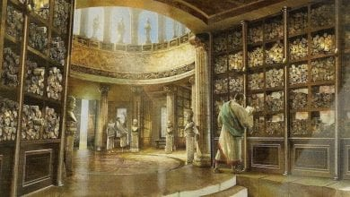 Photo of 10 Things You Probably Didn't Know About the Library of Alexandria