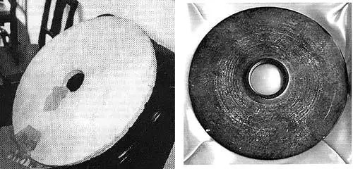 Some of the most famous UNCONFIRMED photographs of Dropa Stones. As you will read below, nobody knows whether these photos or any other are real.