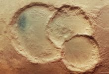 Photo of Triple Crater on Mars' Ancient Highlands Could Help Prove Red Planet Was Habitable