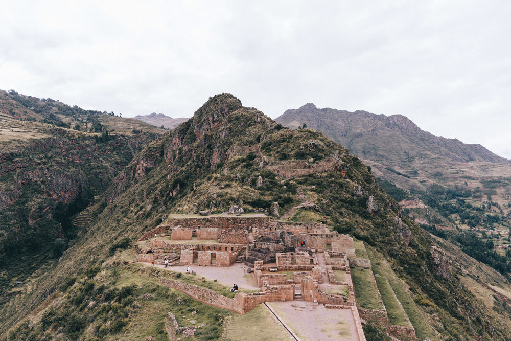The ancient ruins of Pisac. Source: Pinterest