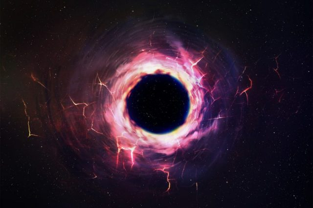 Would it be possible to extract energy from Black holes and use it to supply our lives on Earth? Credit: Shutterstock