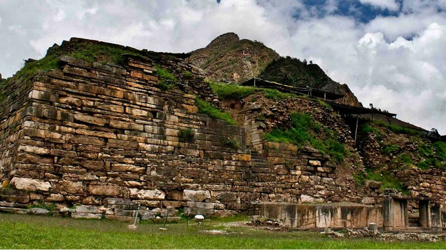 The enigmatic ruins of Chavin de Huantar. Source: Peru.info