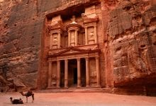 Petra - one of the most enigmatic ancient places.