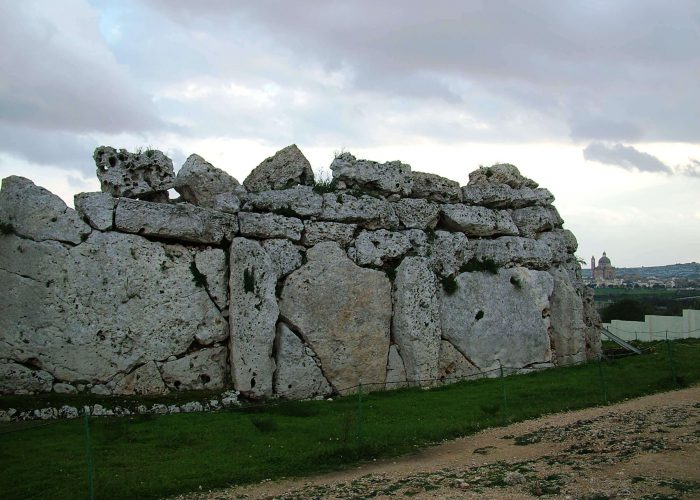 See how massive some of the megaliths are. How were they transported and lifted?