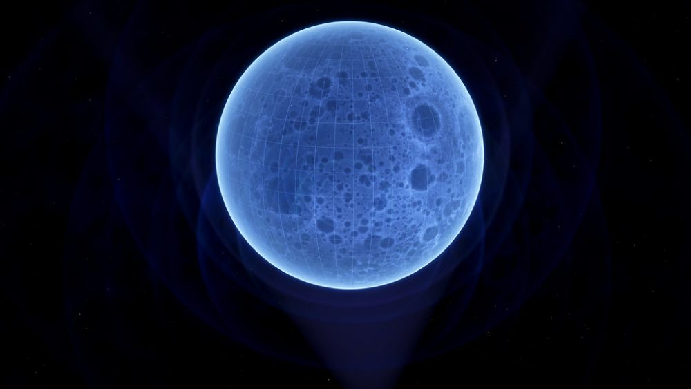 Could the Moon potentially be a hologram? There are scientists who believe this, do you?