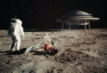 There have been hundreds of reported UFO sightings on the Moon but the most interesting one surely refers to the Apollo 11 mission, confirmed by the astronauts on the mission. Do you believe in the word of Buzz Aldrin or not? Source: Shutterstock