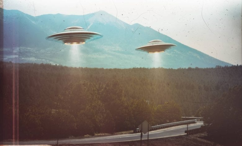 Was the UFO incident near Aztec a major cover-up or did a UFO truly crash?