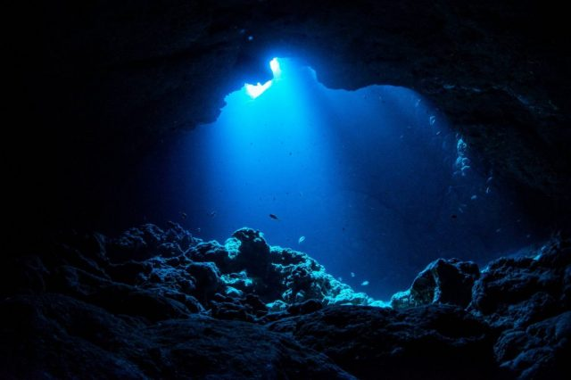 How deep actually is the ocean? We currently know of the Mariana Trench but isn't it possible that there may be deeper places in the unexplored parts of the ocean? Credit: Shutterstock