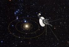 NASA's Voyager 2 Space Probe.