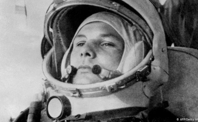 As the first man ever, Yuri Gagarin orbited the earth in 1961. Source: Getty Images