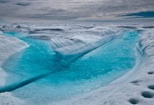 Photo of 10 Things You Should Know About the Mysterious Dark River Flowing Beneath Greenland