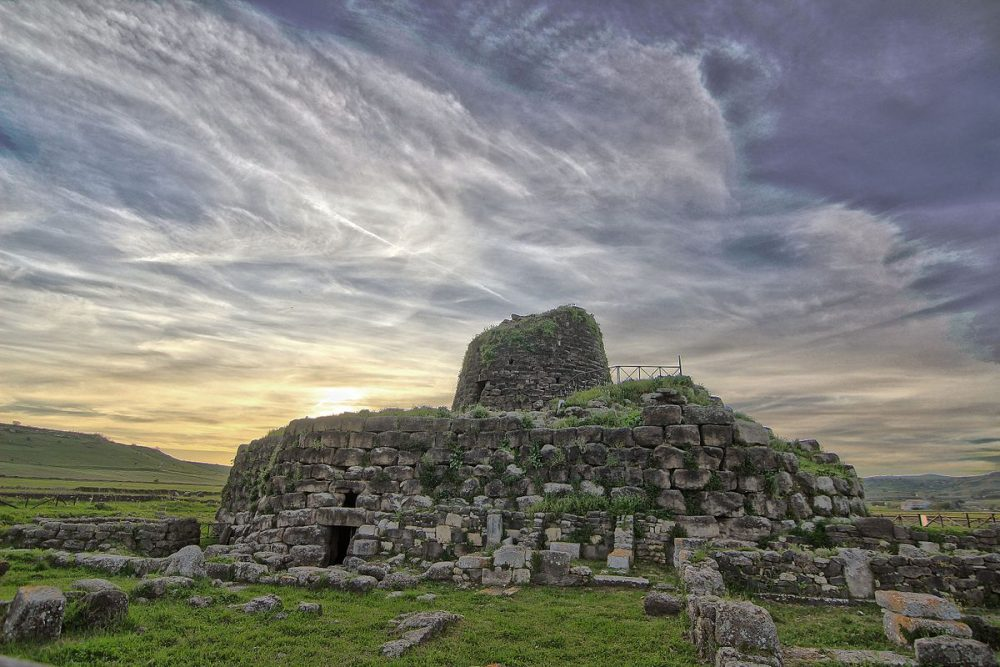 Nuraghe Santu Antine. Credit: Wonderful Sardinia