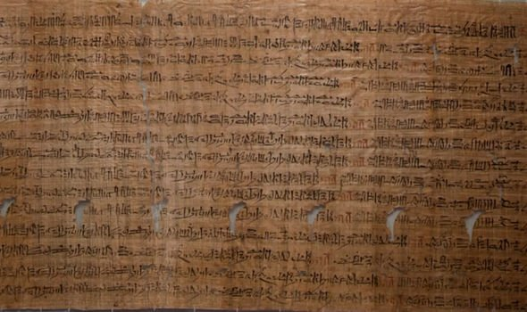 A detailed account of the conspiracies plotted against Ramses III. Source: express.co.uk