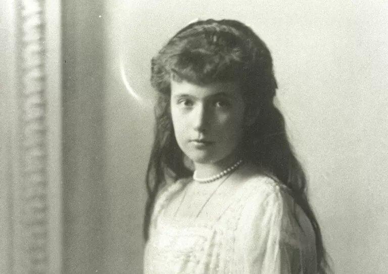 Portrait of Anastasia Romanov. Credit: Thought Co.