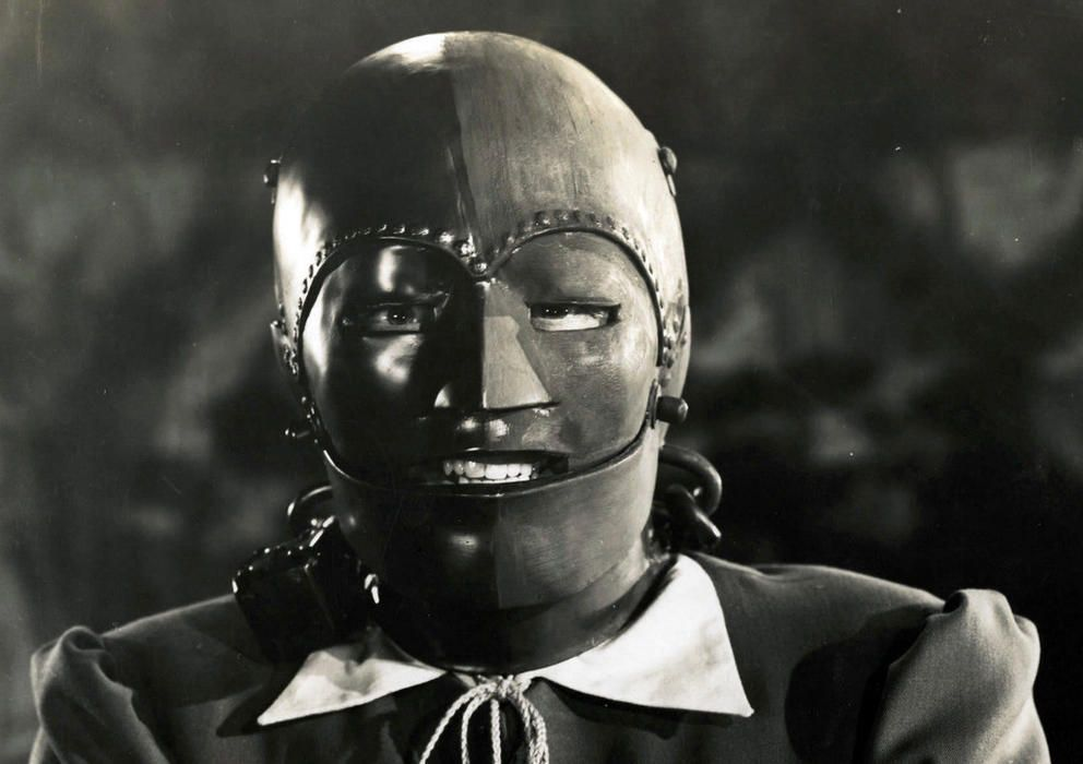 """Screenshot from the movie """"Man in the Iron Mask"""" from 1939. Albeit it is an old movie, I highly recommend it. Credit: Live Science"""