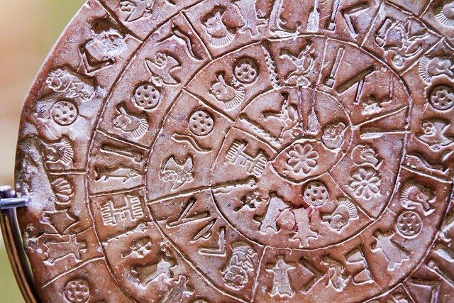 The Phaistos Disc is perhaps the most famous example of Linear A script and has remained unsolved for 100+ years. World Truth