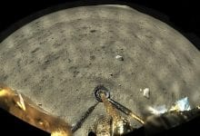 Photo of Here Are 6 Images and Videos Of The Lunar Surface Snapped By Chinese Chang'e 5 Moon Mission