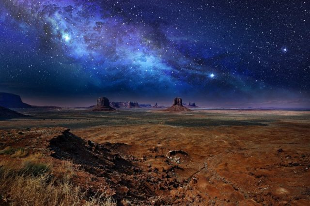 What if humans existed in America long before the cultures we know of? Credit: Shutterstock