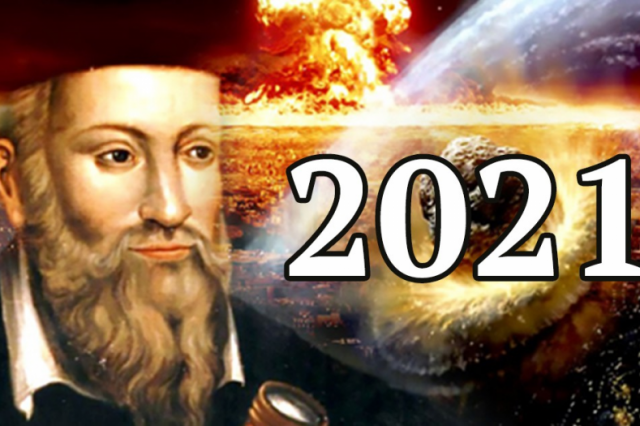 If we are to believe in Nostradamus' predictions for 2021, our future does not look bright. Credit: Dama.bg