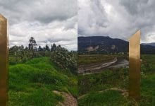 Photo of The Monolith Mystery Continues; Golden Monolith Appears In Colombia