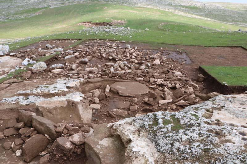 Image from the excavations at Karahan Tepe. Credit: CNN Turk
