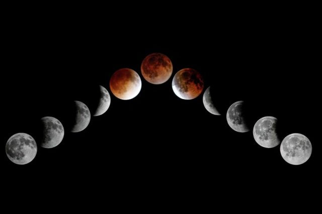 Historical accounts suggest that the Moon disappeared completely in 1110. Here are the new theories. Credit: Sean Ryan/Republic
