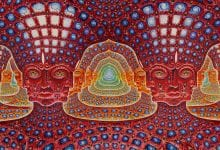 "Photo of A New Research Aims To Study ""Entities"" People Meet While Under The Influence Of DMT"