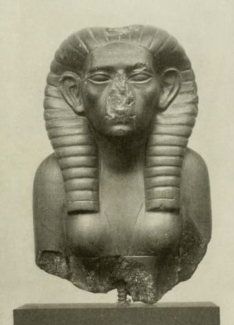 Statue of Sobekneferu, Pharaoh of Egypt. Source: Wikimedia Commons