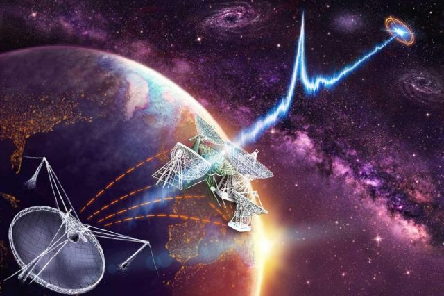 What makes FRBs so important and also so exciting? Is there something more to them than we dare to consider? Credit: SETI