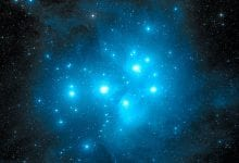 Photo of Myths About the Pleiades Star Cluster Span Back 100,000 Years