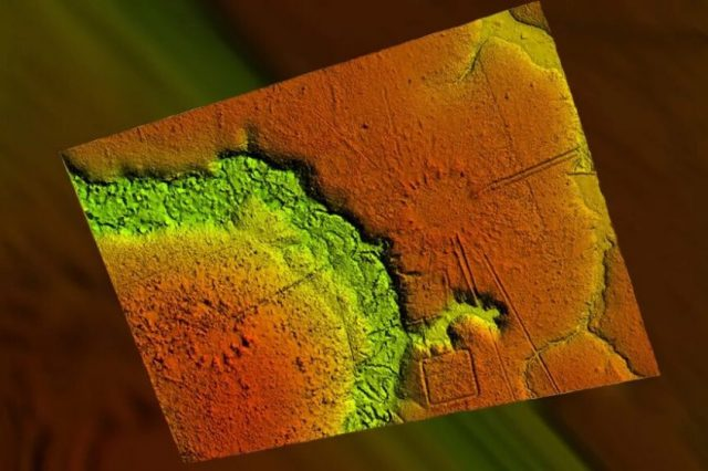 Archaeologists have revealed a massive network of Amazon villages using the latest LIDAR technology. Credit: University of Exeter; Iriarte, J, et al. 2020; CC BY 4.0