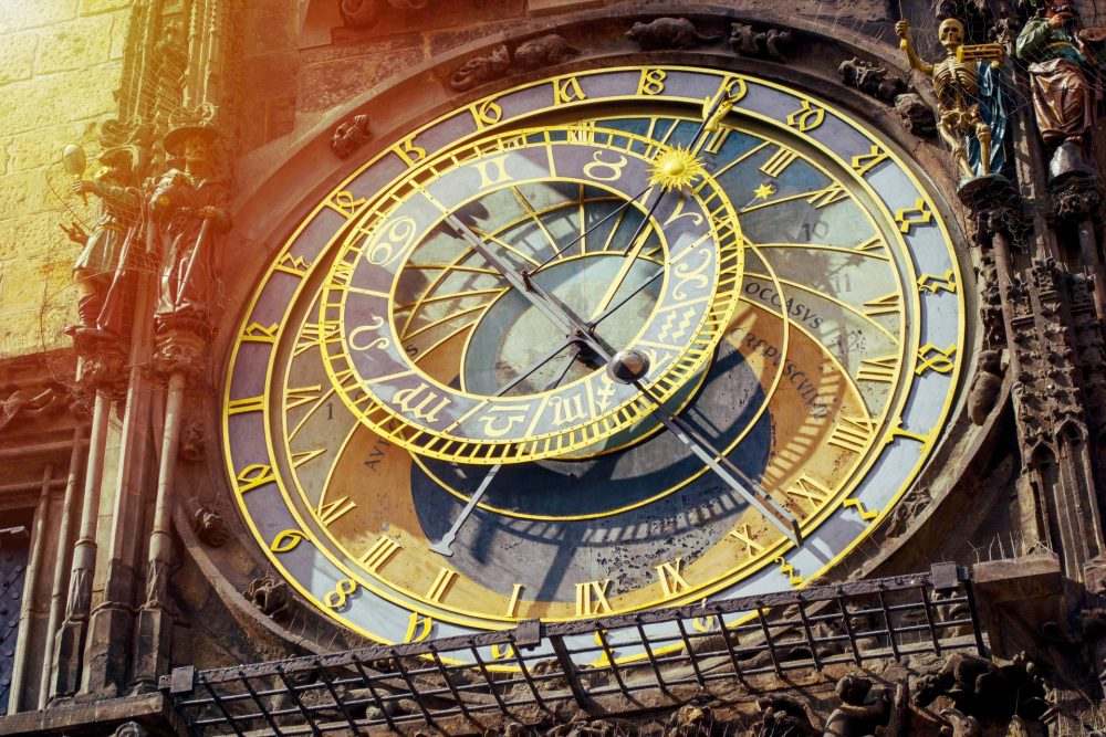 What methods did ancient Romans have for telling time? Credit: Shutterstock