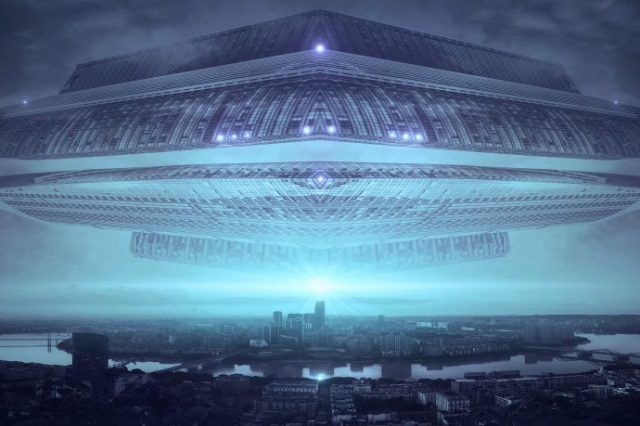 """The latest """"UFO Patents"""" of the US Navy revealed unimaginable conceptual technologies and experiments that have already been made. Credit: Shutterstock"""